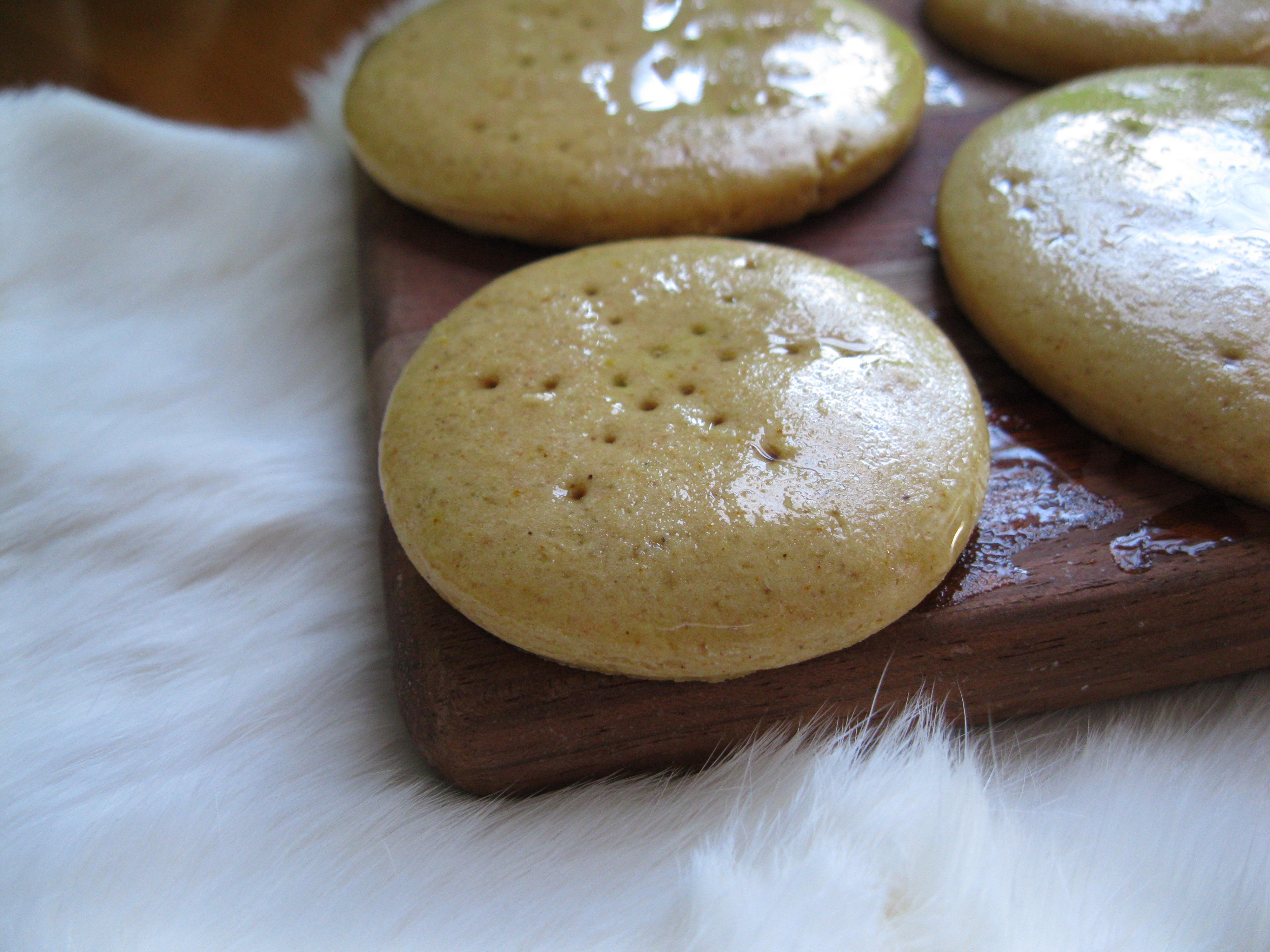 Medieval Lemon...cookies?